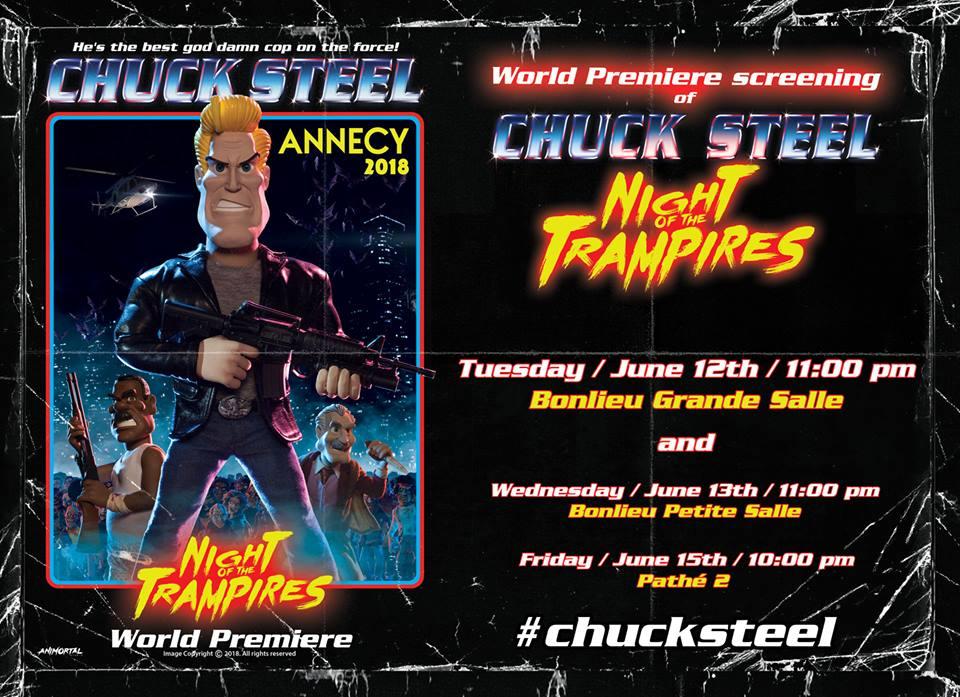Chuck Steel